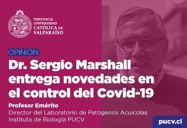 Opinión: Novedades en el control del Covid-19