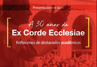 """Rector Elórtegui participa en lanzamiento del libro digital """"A 30 años de Ex Corde Ecclesiae"""""""