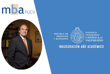 MBA PUCV inaugura su año académico 2020