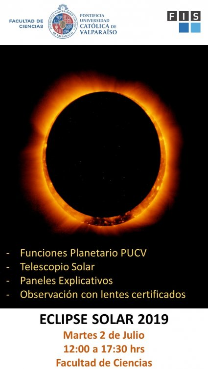 Eclipse en Facultad de Ciencias